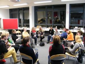 Workshop der Stiftung Drachensee