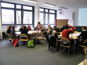 Szenario-Workshop mit Gabriela Schroffenegger