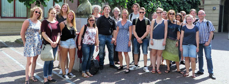 Über den Tellerrand – Partizipative Forschung mit Menschen aus der Region ©Saskia Visser/Science Shop Groningen